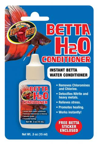Zoo Med Betta Water Conditioner .5oz