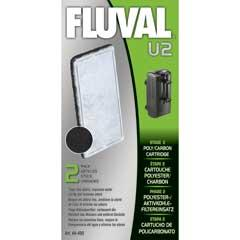 Fluval U2 Replacement Poly/Carbon Cartridge
