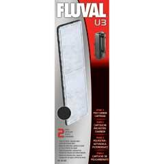 Fluval U3 Replacement Poly/Carbon Cartridge