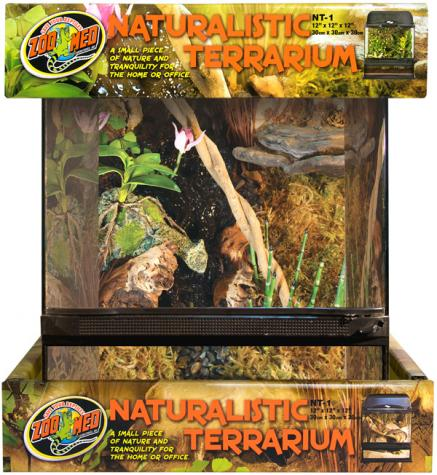 zoo med large naturalistic terrarium. Black Bedroom Furniture Sets. Home Design Ideas