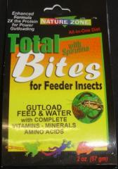 Nature Zone 2oz Cricket Total Bites