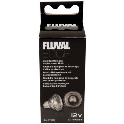 Fluval Edge Shielded Halogen Replacement Bulb 2 Pk
