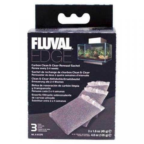 Fluval Edge Carbon Replacement Pack (3)