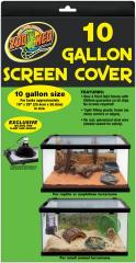 Zoo Med 10 gallon screen cover with door