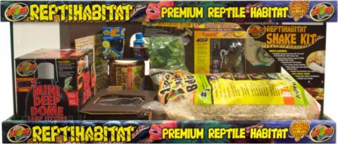Zoo Med Repti Habitat Snake Kit 20 Gallon For Sale