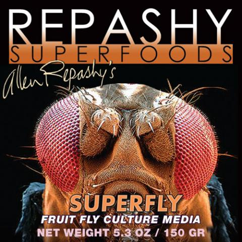 Repashy SuperFly Fruit Fly Media 17.6oz