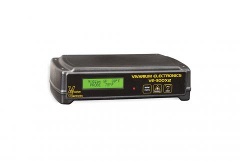 Vivarium Electronics VE-300x2 Dual Zone Thermostat