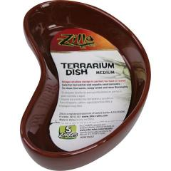 Zilla Medium Terrarium Kidney Bowl 5.25""