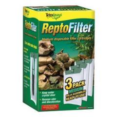 Tetra ReptoFilter Cartridges 3 Pack Large