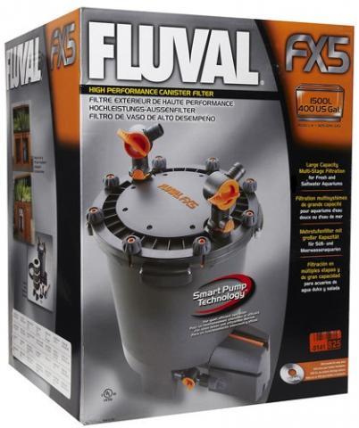 Fluval Fx6 Canister Filter For Sale