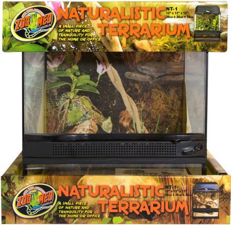 Zoo Med Small Naturalistic Terrarium