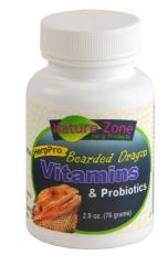 Nature Zone Vitamins & Probiotics for Beardeds