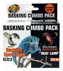 Zoo Med Basking / Infrared Combo Pack