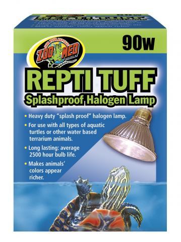 Zoo Med 90 Watt Turtle Tuff Halogen Lamp For Sale