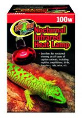 Zoo Med 100 watt infrared bulb