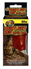 Zoo Med 60 watt red bulb