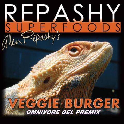 Repashy Veggie Burger 3oz