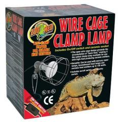 Zoo Med Wire Clamp Lamp