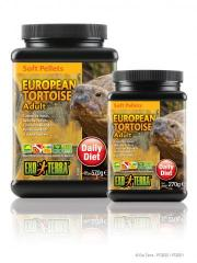 Exo Terra Soft Pellet Adult European Tortoise Food 9.5oz