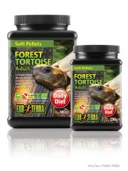 Exo Terra Soft Pellet Adult Forest Tortoise Food 9.8oz