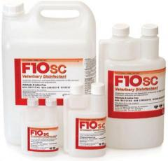 F10SC Veterinary Disinfectant 200ml