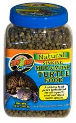 Zoo Med Sinking Mud and Musk Turtle Food 20oz