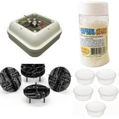 SPECIAL- 1583 Incubator, Crystal Hatch, Egg Incubation Trays & Deli Cups!