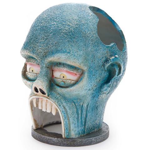 Penn Plax Zombie Skull Hideaway For Sale