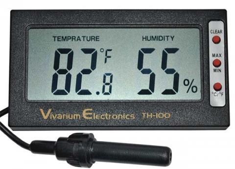 thermo hygrometer terrarium