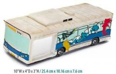 Penn Plax Urban Large Bus