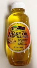 Nature Zone Bensons Snake Oil 8oz