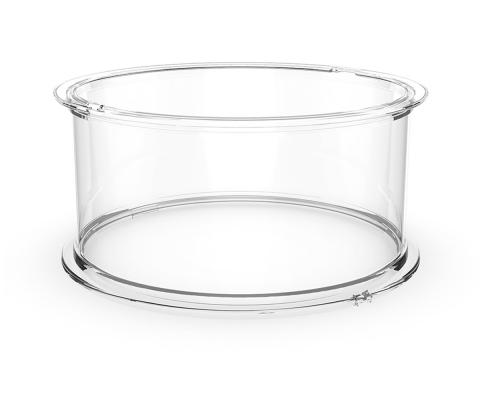 "Bio Bubble Wonder Bubble 5"" Clear Riser"