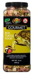 Zoo Med Gourmet Box Turtle Food 15oz
