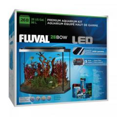Fluval 26 Bow Aquarium Kit