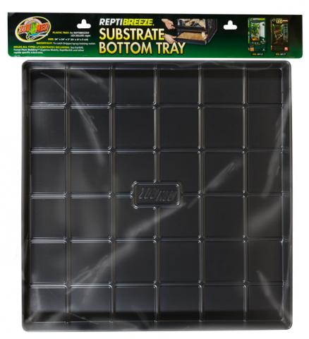 Zoo Med ReptiBreeze Substrate Tray Medium