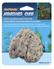 Penn Plax Floating Rock w/suction cup