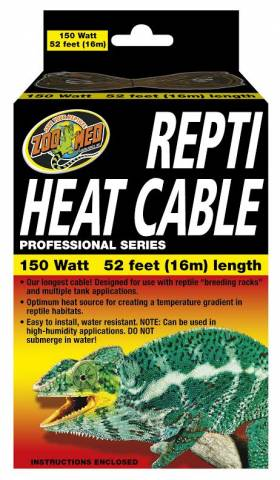 Zoo Med 52 foot Repti Heat Cable