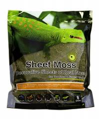 Galapagos Sheet Moss 8 quarts