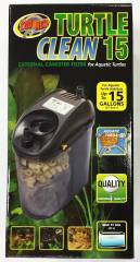 Zoo Med Turtle Clean 15 External Canister Filter