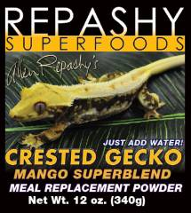 Repashy Crested Gecko MRP Mango Superblend 3oz Jar