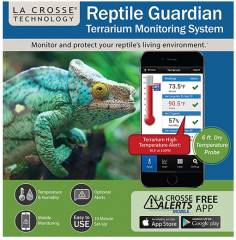 Reptile Guardian Monitoring System