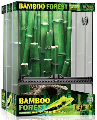 Exo Terra Bamboo Forest Habitat Large For Sale