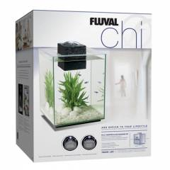 Fluval Chi Aquarium Set 5 Gallon