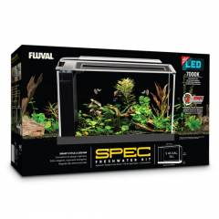 Fluval Spec V Fresh Water Aquarium Kit