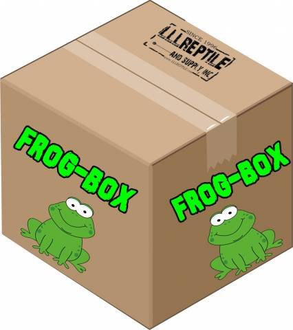 Frog Supply Box 2-Go !