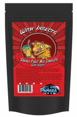 Pangea Fruit Mix With Insects Complete Gecko Diet 8oz