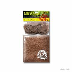 Exo Terra Equatorial Forest Floor Substrate 4 quarts