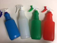 Hand spray bottle