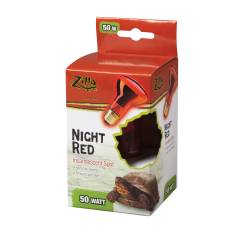 Zilla Incandescent Night Red Spot Bulb 50 watts