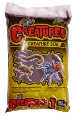 Zoo Med Creatures Soil 1 Quart